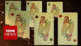 Saudi Arabia's House of Cards - BBC News