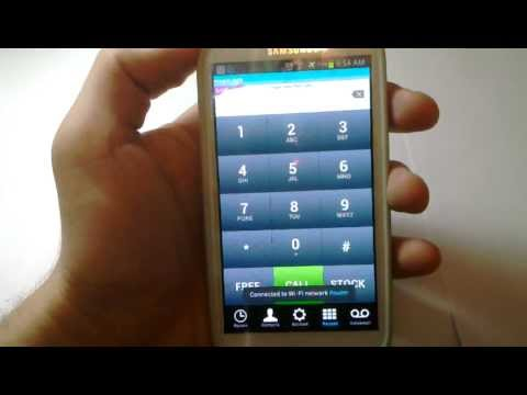 How to make FREE U.S CALLS with android MagicJack
