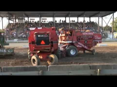 Kalamazoo Combine Demolition Derby
