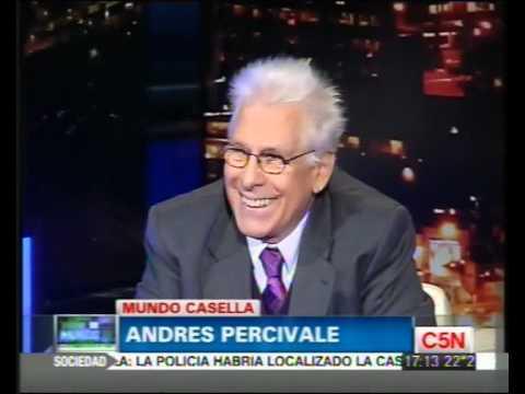 C5N - MUNDO CASELLA: ANDRES PERCIVALE