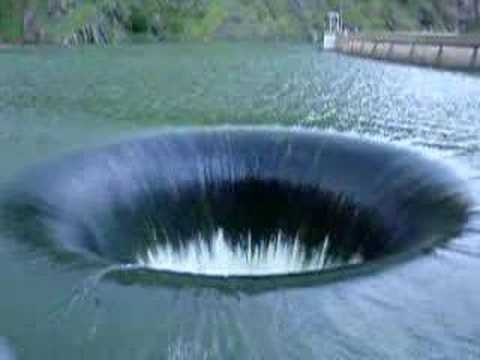 The Glory Hole - Lake Berryessa