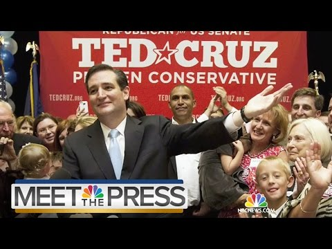 Gov, Jerry Brown: Ted Cruz 'Unfit to Be Running' for President | Meet The Press | NBC News