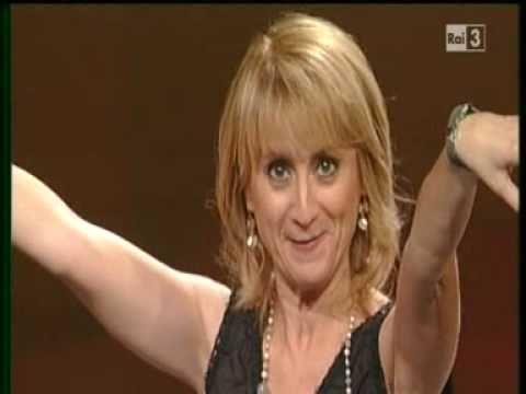LUCIANA LITTIZZETTO - Meglio appassionato di belle donne che gay! - Che tempo che fa 07/11/2010