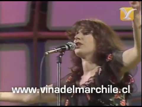 Ombretta Colli, Quant'è bello lu primmo ammore, Festival de Viña 1978