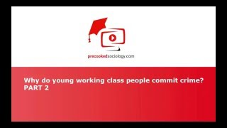 Download Lagu Why do young working class people commit crime? PART 2 Gratis STAFABAND