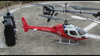 RC Helicopter Esky  Big Lama