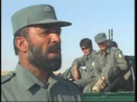 Afghan Forces Go Through Counter IED Trainer Course
