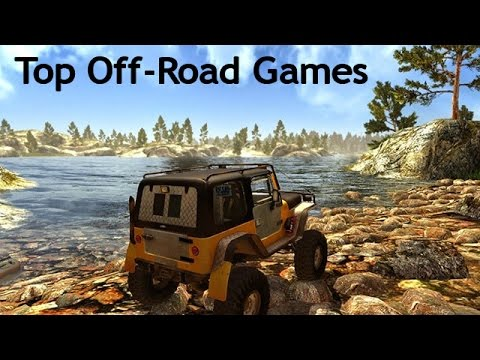 Top 12 Off-Road Games 2016! Pc