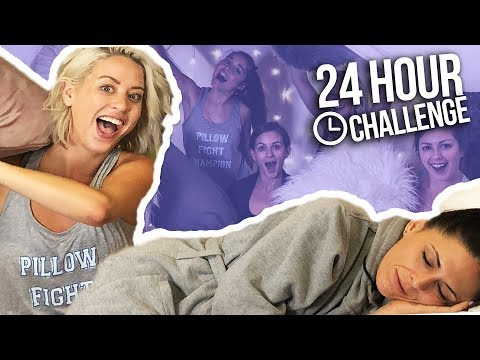 24 HOUR FORT OVERNIGHT CHALLENGE! TRAPPED IN OUR OFFICE (Part 1)