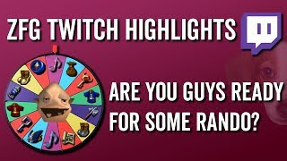 Are You Guys Ready For Some Rando? (OoT Randomizer) - ZFG Twitch Highlights