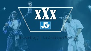 Snoop Dogg x Free Ice Cube type Beat *xXx* | prod. by JGBeats