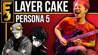 "Persona 5 - ""Layer Cake"" METAL Guitar Cover   FamilyJules"