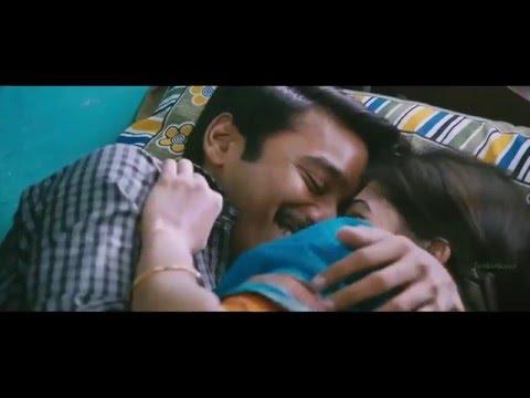 Dhanush Samantha Hot Lip Lock And Romance In Thanga Magan - HQ