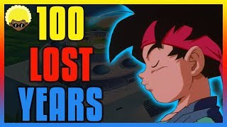 Dragon Ball Theory: GT's 100 Year Mystery