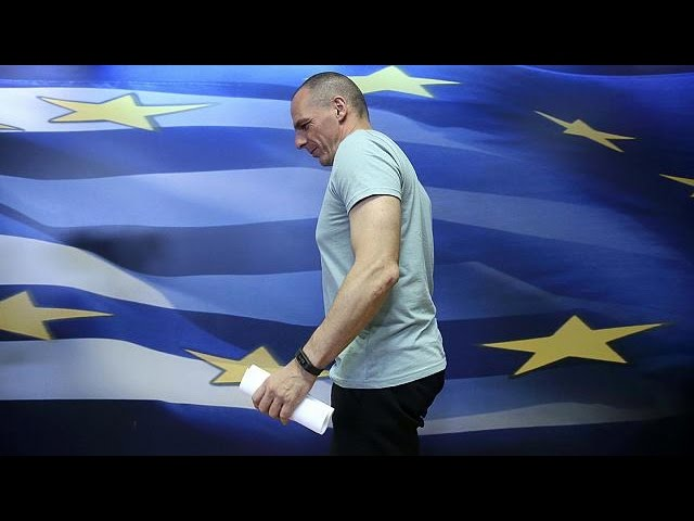 Greek finance minister Varoufakis resigns due to souring of relations with EU finance ministers