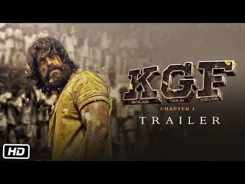 KGF Trailer Hindi | Yash | Srinidhi | 21st Dec 2018 thumbnail