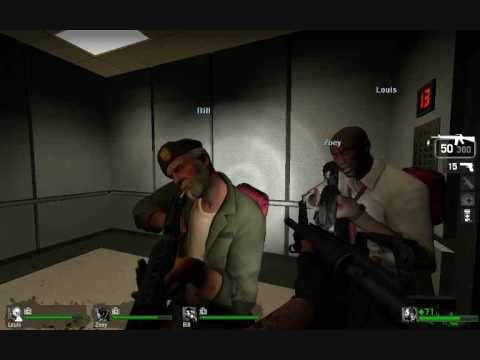 Left 4 Dead Funny Stupid Stuff 4, must watch !!!!! Video