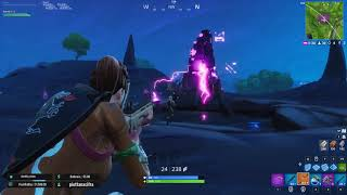 ATTACK ON ZOMBIES | 15 KILL GAME | (FORTNITE BATTLE ROYALE)
