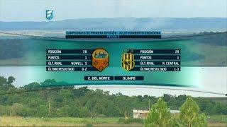 Fútbol en vivo. Crucero del Norte-Olimpo. Fecha 5. Torneo de Primera División 2015. FPT.