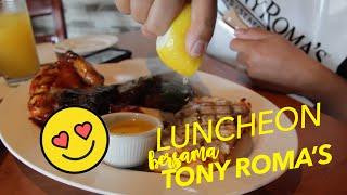 Sedap Ke Beef Ribs di Tony Roma's?