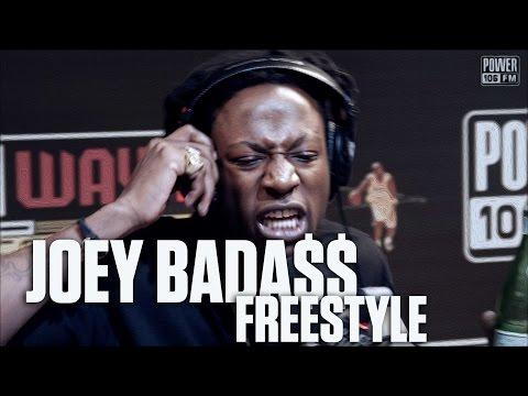 Joey Bada$$ Slays His Freestyle on Power 106 L.A. news