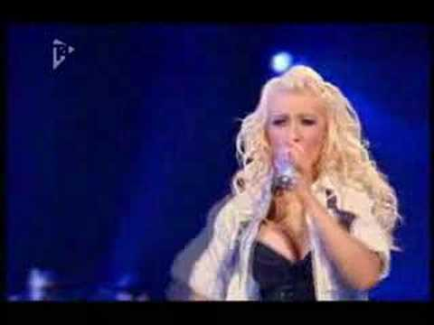 Christina Aguilera - Beautifull (T4 Special)