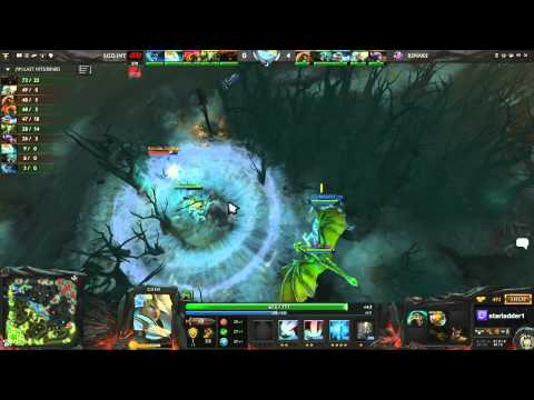 LGD.int vs Rattlesnake, TI3 Group B, game 2