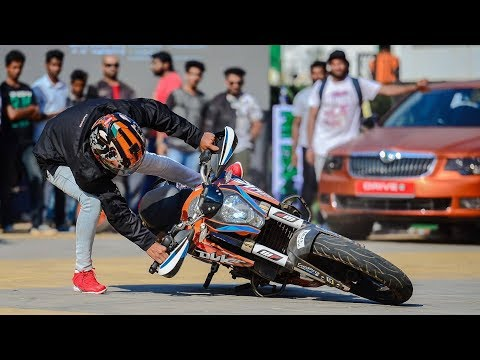 Stunning Stunt Performances at Riders Fest 2.0 Mangalore