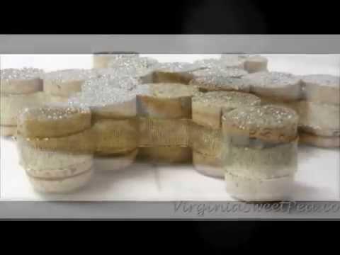 Cómo hacer un copo de nieve con corchos de vino