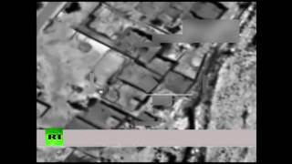 COMBAT CAM: Iraqi forces target ISIS petrol sites