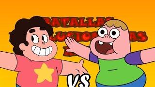 Steven Universe VS Clarence l Batallas Revolucionarias Rap