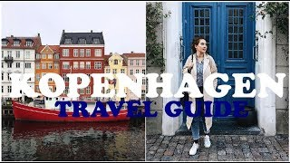 Kopenhagen Travel Guide  VLOG (Vegan Food, Shopping, Kultur)
