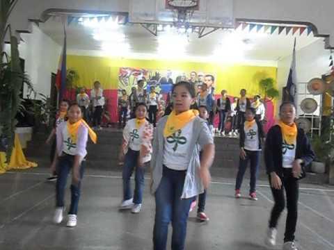 XUGS Girl Guides Dance Presentation: Sayaweh