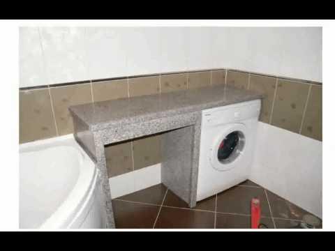 Столешница для ванны своими руками 64