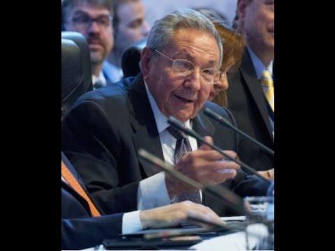 Discurso de Raúl Castro en la VII Cumbre de las Américas, Panamá 2015