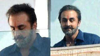Ranbir Kapoor बाना Sanjay Dutt ऐसे के पहचान नहीं पाओगे - SHOCKING TRANSFORMATION Leaked