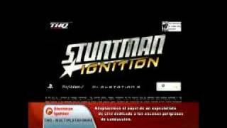 Avance Stuntman Ignition