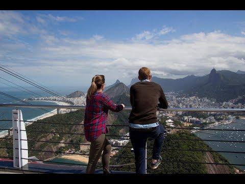 DER ZUCKERHUT IN RIO • Brasilien • Weltreise Vlog 169