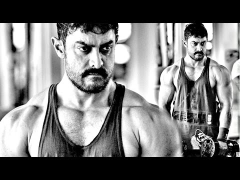 Aamir khan's Workout for DANGAL movie......