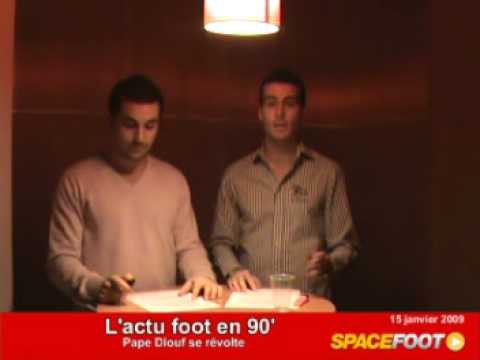 15/01/09 - Journal Spacefoot