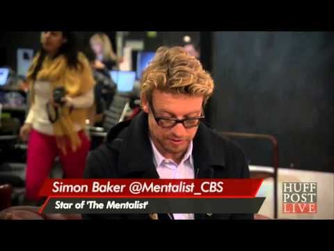 Simon Baker 2013 11 on Acting Directing and Memorable Moments
