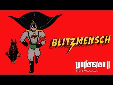 BLITZMENSCH - UBER MAN TO UBER HERO!