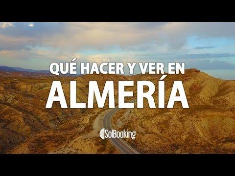Qué hacer y ver en Almería