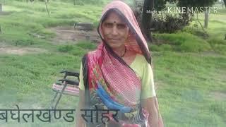 बघेली लोकगीत मध्यप्रदेश, यू पी, बिहार के लोग जरुर देखें और सुने। Famous Bagheli geet/