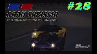 """Gran Turismo 3: A-Spec Прохождение часть 28 Amateur League """"MR Challenge"""""""