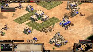 Aoe2:DE against Viper! Saracens vs Indians