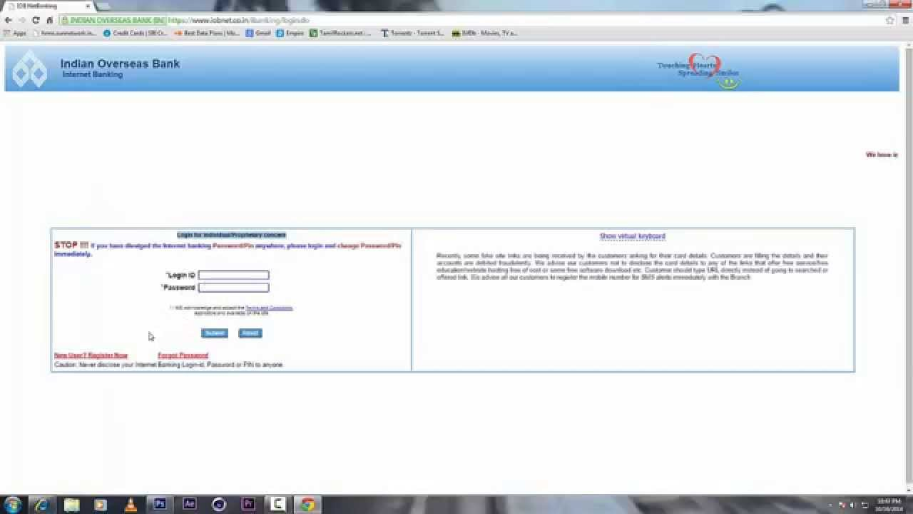 how to create online account in citibank