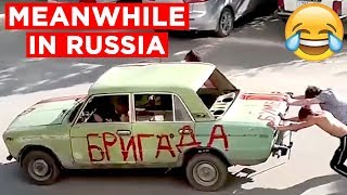 MEANWHILE IN RUSSIA!! | Crazy Viral Bloopers And Fail Videos From Russia And More!! | Mas Supreme