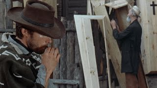 A Fistful of Dollars - Get Three Coffins Ready (1964 HD)
