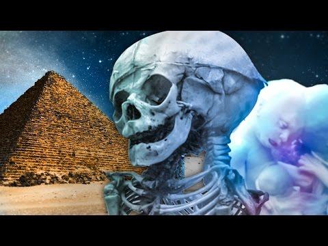 ЕГИПЕТСКИЕ ПИРАМИДЫ ПОСТРОИЛИ МУТАНТЫ